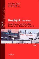 Band 1/1: Bauphysik Erweiterung 1