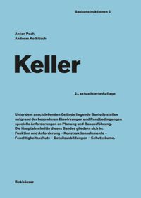 Band 6: Keller