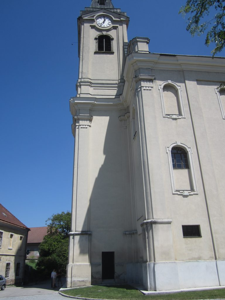 Kirche Niederhollabrunn